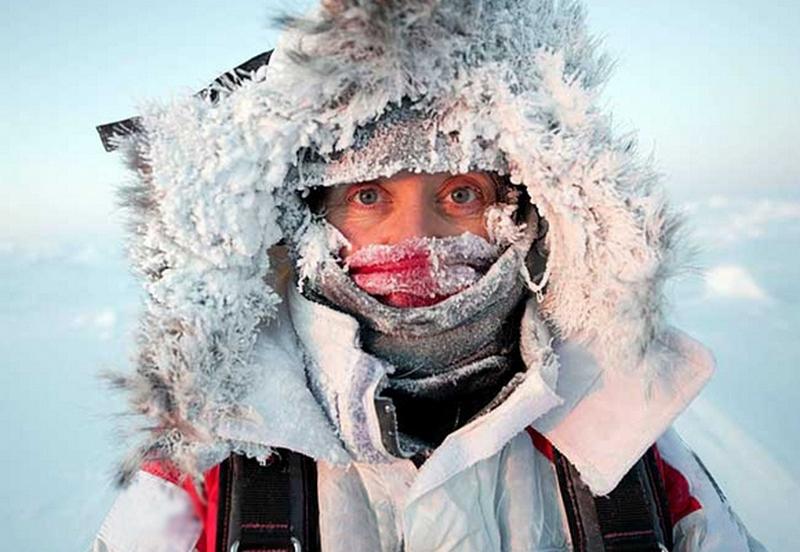 Открытка, прикольные картинки сильный мороз